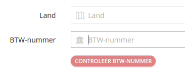 BTW-nummer controleren